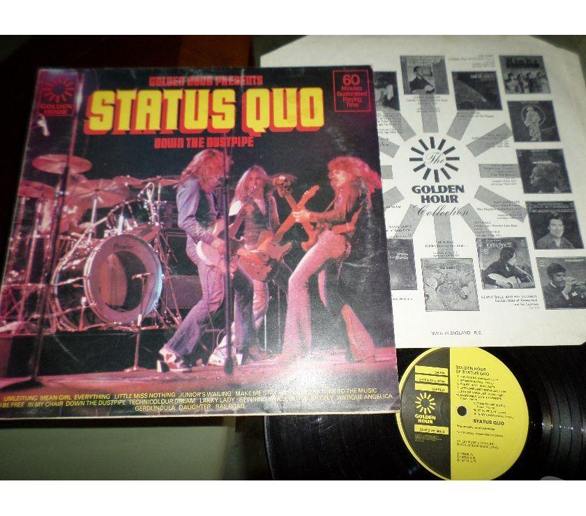 Foto di Vivastreet.it STATUS QUO - Down The Dustpipe - LP 33 giri 1975