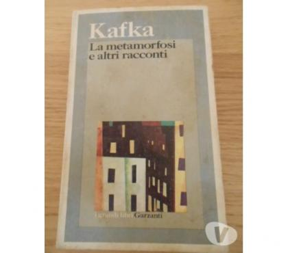 Foto di Vivastreet.it LA METAMORFOSI E ALTRI RACCONTI, Franz Kafka, 1981.