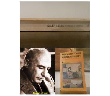 Foto di Vivastreet.it PAESE D'OMBRE, Giuseppe Dessi, 1^ Ed. Oscar Mondadori 1975.