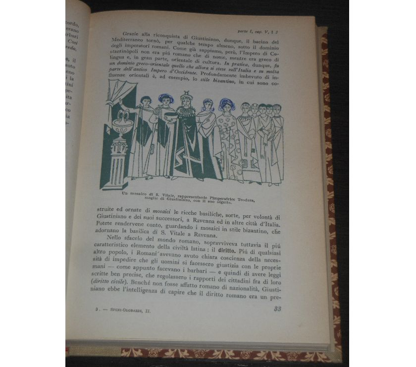 Foto di Vivastreet.it Fatti e figure della storia, Giorgio Spini, Umberto Olobardi