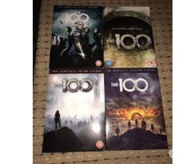 Foto di Vivastreet.it Dvd originali serie tv THE 100 completa 5 stagioni