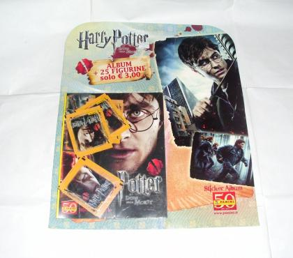 Foto di Vivastreet.it Panini 2011 - HARRY POTTER E I DONI DELLA MORTE