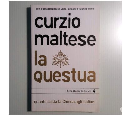 Foto di Vivastreet.it La questua - Curzio Maltese