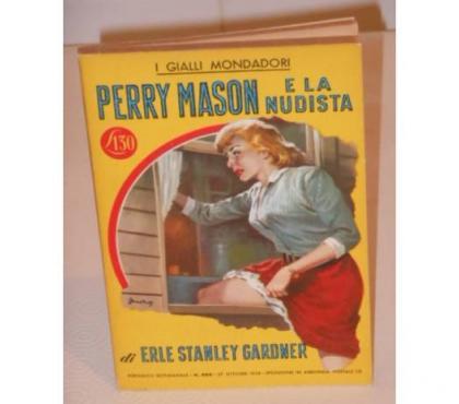 Foto di Vivastreet.it Perry Mason e la nudista, Erle Stanley Gardner, 1954.