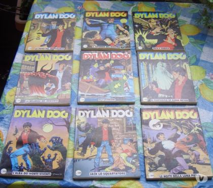 Foto di Vivastreet.it Dylan DOG LOTTO 1 -19 ORIGINALE PRIMA EDIZIONE BORDI EDICOLA