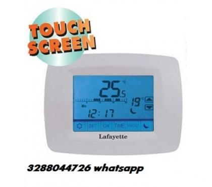 Foto di Vivastreet.it Cronotermostato termostato digitale touch screen nuovo lafay