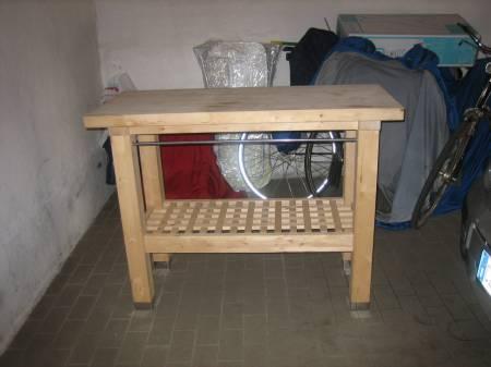 Articoli per la casa e il giardino casalecchio di reno - Tavolo lavoro cucina ...