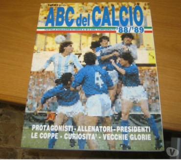 Foto di Vivastreet.it ABC del Calcio - Campionato Italiano di calcio 1988-1989