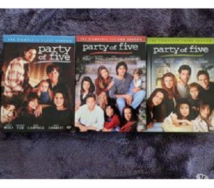 Foto di Vivastreet.it Dvd serie tv PARTY OF FIVE - CINQUE IN FAMIGLIA 6 stagioni
