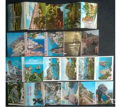 Foto di Vivastreet.it Campania - lotto di 8 libretti 155 cartoline a col