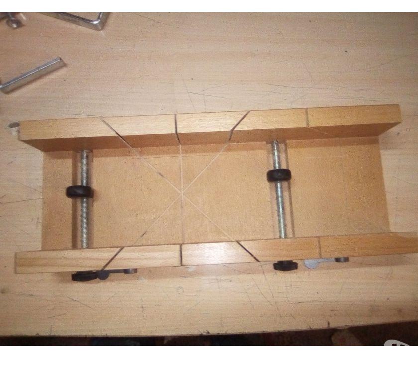 Foto di Vivastreet.it Dima sagoma per taglio cornici sega legno angolo angolare qu