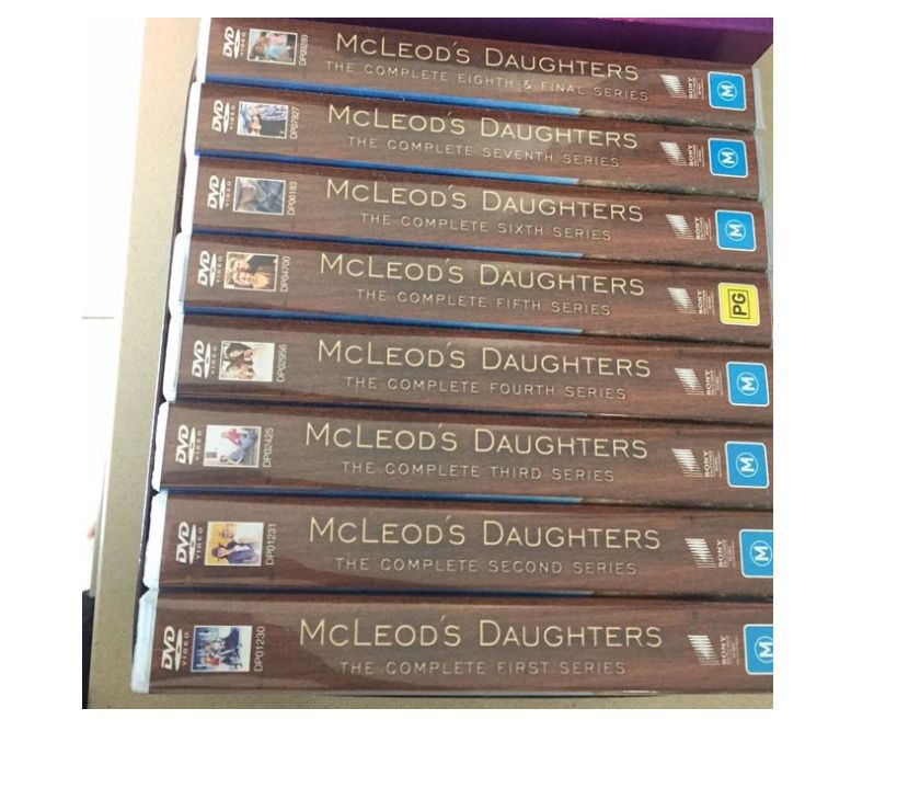 Foto di Vivastreet.it Dvd originali serie tv LE SORELLE MCLEOD 8 stagioni