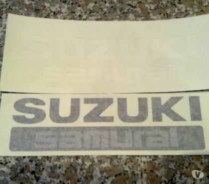 Foto di Vivastreet.it Adesivo posteriore Suzuki Samurai