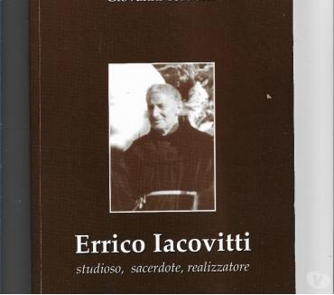 Foto di Vivastreet.it 2010 ERRICO IACOVITTI STUDIOSO SACERDOTE REALIZZATORE