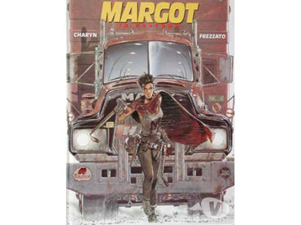 Collezionismo - Libri Palermo e provincia Palermo - Foto di Vivastreet.it MARGOT IN BADTOWN fumetto, CHARYN & FREZZATO, Panini 1999.