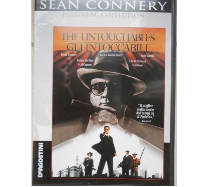 Foto di Vivastreet.it DVD Gli intoccabili - The Untouchables