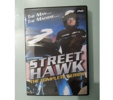 Foto di Vivastreet.it Street Hawk (il falco della strada) serie completa in dvd