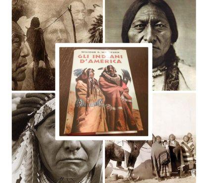 Foto di Vivastreet.it Gli indiani d'America, Wilcomb E. Washburn, Ediz. CDE 1990.
