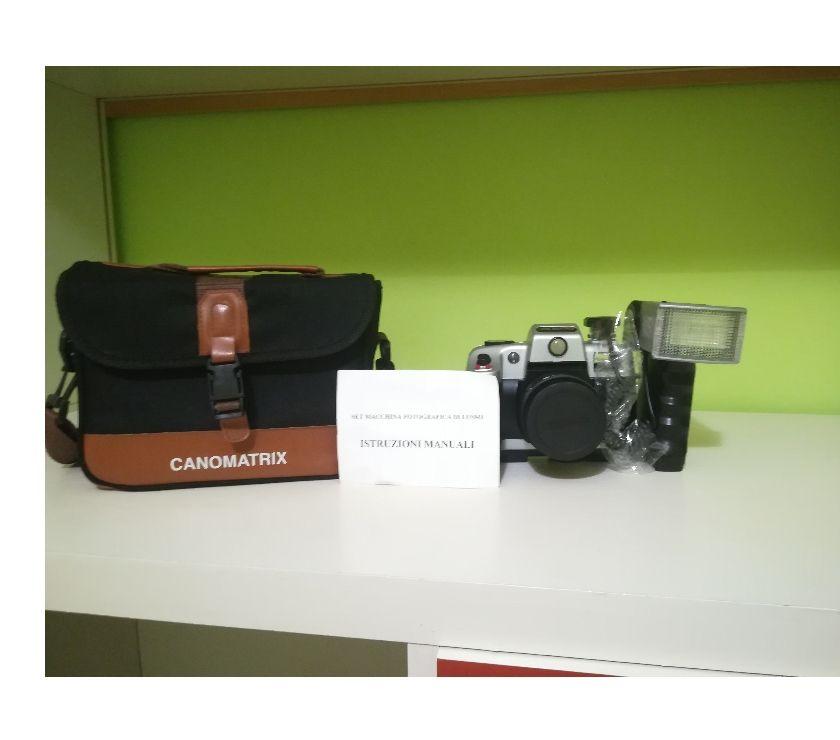 TV - Hi-Fi - Fotografia Campobasso e provincia Campobasso - Foto di Vivastreet.it Set macchina fotografica CANOMATRIX vintage