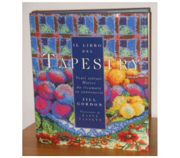 Foto di Vivastreet.it IL LIBRO DEL TAPESTRY, JILL GORDON, Ed. Coats Cucirini 1996.