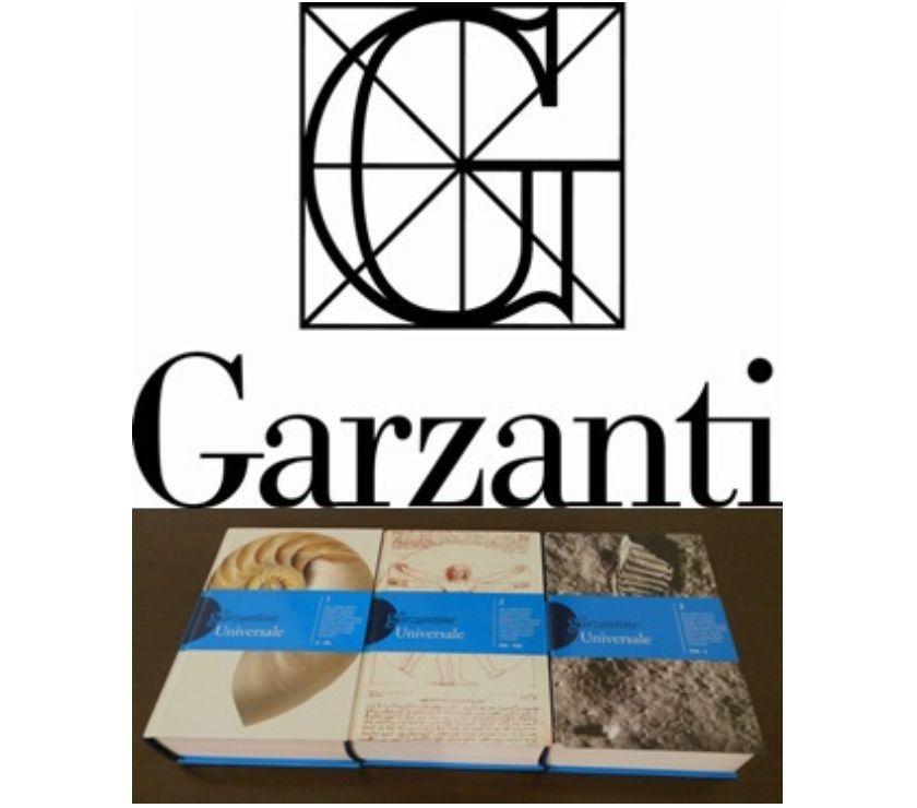 Foto di Vivastreet.it le garzantine Universale, Garzanti Agosto 2012, 3 volumi.