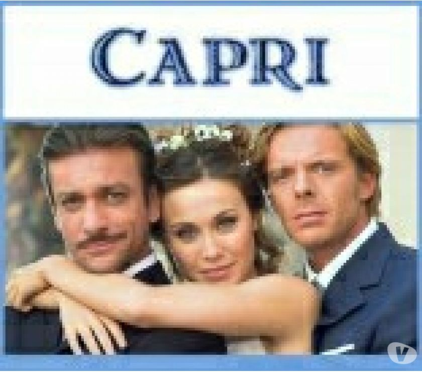 Foto di Vivastreet.it Dvd serie tv completa Capri 3 stagioni