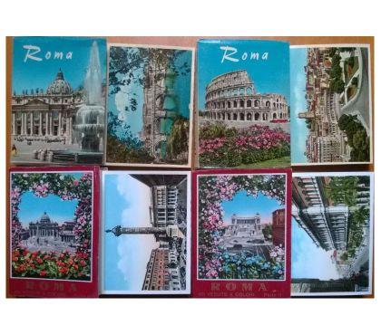 Foto di Vivastreet.it Roma - lotto di 11 libretti 216 cartoline