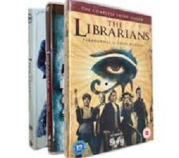 Foto di Vivastreet.it Dvd originali serie tv completa THE LIBRARIANS 4 stagioni