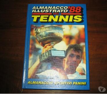 Foto di Vivastreet.it Almanacco illustrato del Tennis 1988