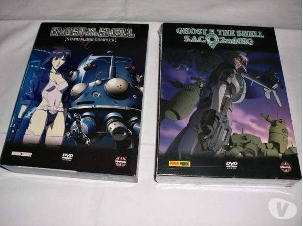 Foto di Vivastreet.it Ghost in the shell le 2 serie in dvd
