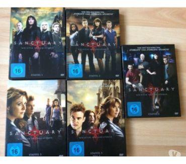 Foto di Vivastreet.it Dvd originali serie tv completa SANCTUARY 4 stagioni