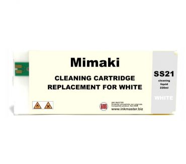 Foto di Vivastreet.it Cartuccia compatibile MIMAKI SS21 CLEANING WHITE
