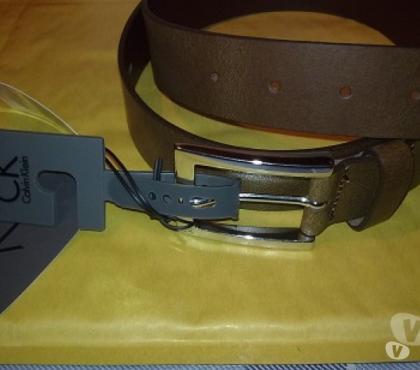 Foto di Vivastreet.it Cintura marrone Calvin Klein nuova, misura 115 cm