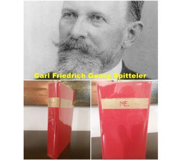 Foto di Vivastreet.it CARL SPITTELER 1919, Scrittori del mondo: i Nobel N. 13.