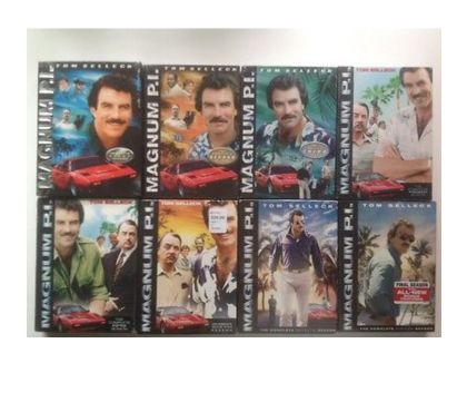 Foto di Vivastreet.it Dvd originali serie tv MAGNUM P.I 8 stagioni