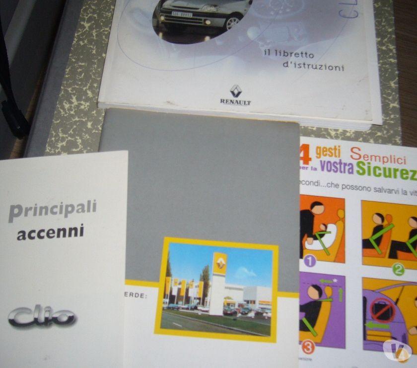 Foto di Vivastreet.it Manuale uso manutenzione Renault clio (1998-2001)