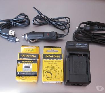 Foto di Vivastreet.it Patona Digital Battery Charger 4.2 V 1803