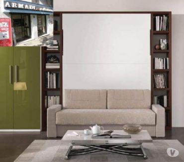 Foto di Vivastreet.it Mobile letto a scomparsa matrimoniale loft-LETTI A ROMA