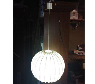Foto di Vivastreet.it Lampadario luce attacco grande e27 lampada rotonda tondo old