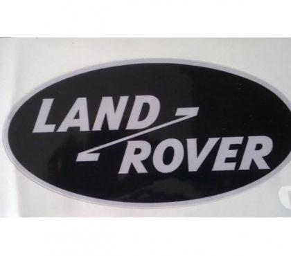 Foto di Vivastreet.it Adesivo ovale Land Rover