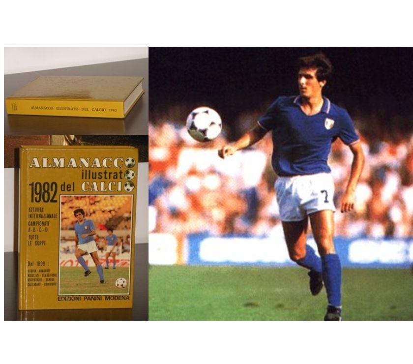 Collezionismo - Libri Padova e provincia Padova - Foto di Vivastreet.it ALMANACCO illustrato del CALCIO 1982, 41° VOLUME, DA EDICOLA