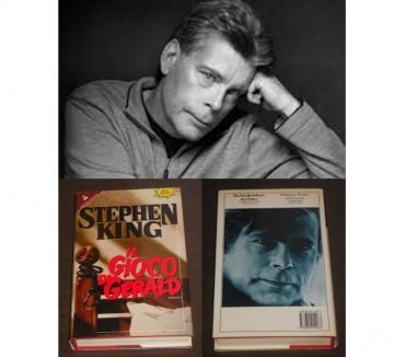 Foto di Vivastreet.it IL GIOCO DI GERALD, STEPHEN KING, 1^ Ed. SPERLING & KUPFER