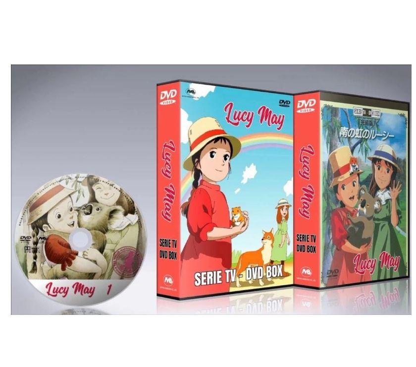 compact disc dvd e videogames Piacenza e provincia Piacenza - Foto di Vivastreet.it Lucy May serie animata completa in 10 dvd