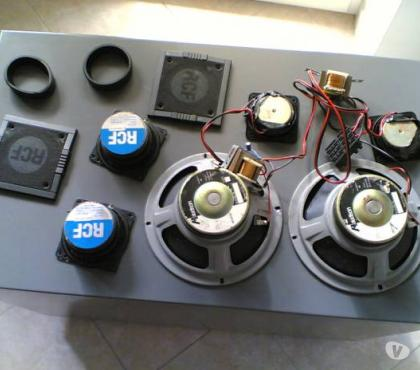 Foto di Vivastreet.it Impianto stereo Hi-Fi per autovettura