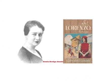 Foto di Vivastreet.it Io, LORENZO, A. Bordiga, i Libri della Gioventù n. 3,1950.