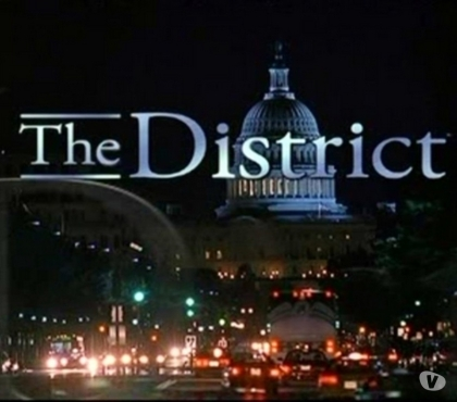 Foto di Vivastreet.it The district serie tv completa