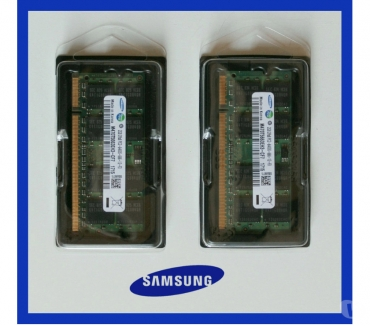Foto di Vivastreet.it Memoria RAM DDR2 per notebook - 2 x 2GB (4 GB) - NUOVA
