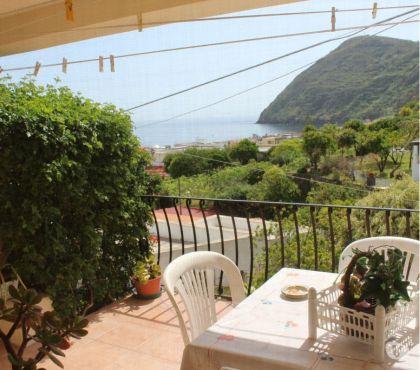 Foto di Vivastreet.it Lipari Canneto appartamento panoramico con terrazza