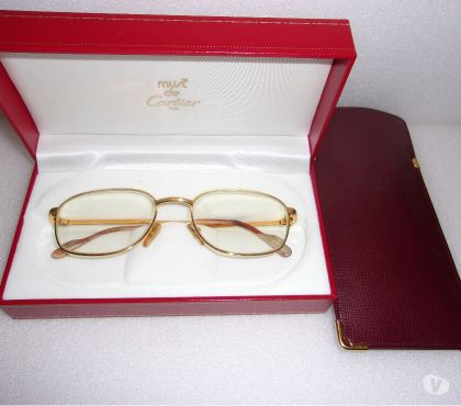 Foto di Vivastreet.it Cartier occhiali 54 19 140