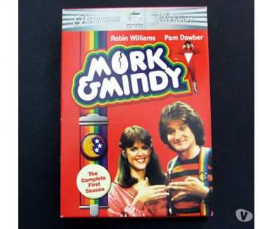 Foto di Vivastreet.it Dvd originali serie tv completa MORK E MINDY 4 stagioni